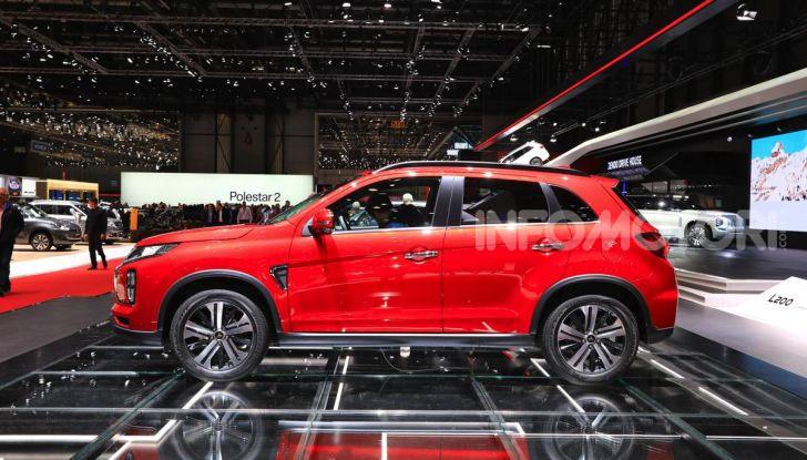 Nuovo Mitsubishi ASX 2020: restyling nipponico per il SUV compatto - Foto 15 di 20