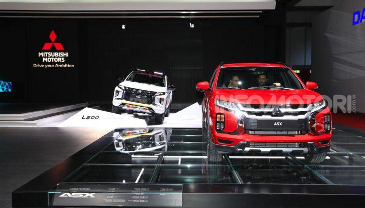Nuovo Mitsubishi ASX 2020: restyling nipponico per il SUV compatto - Foto 19 di 20