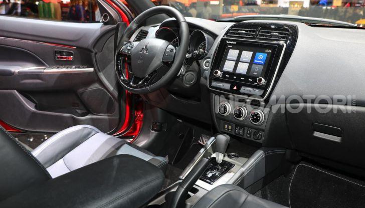 Nuovo Mitsubishi ASX 2020: restyling nipponico per il SUV compatto - Foto 6 di 20