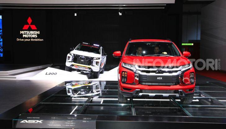 Nuovo Mitsubishi ASX 2020: restyling nipponico per il SUV compatto - Foto 20 di 20