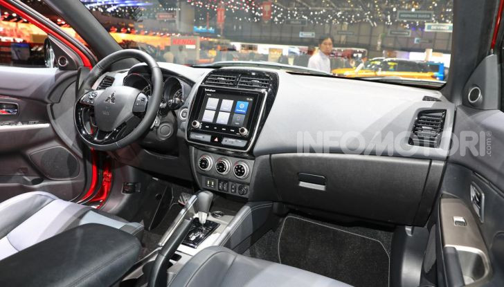 Nuovo Mitsubishi ASX 2020: restyling nipponico per il SUV compatto - Foto 7 di 20