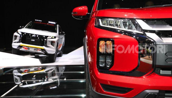 Nuovo Mitsubishi ASX 2020: restyling nipponico per il SUV compatto - Foto 3 di 20