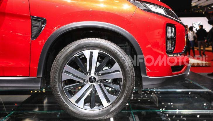 Nuovo Mitsubishi ASX 2020: restyling nipponico per il SUV compatto - Foto 9 di 20