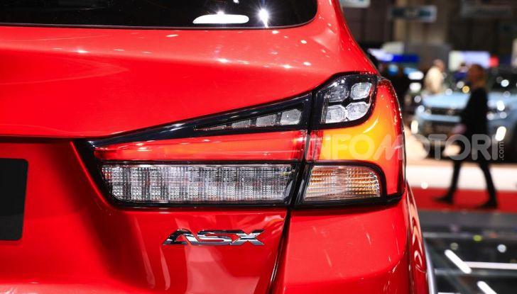 Nuovo Mitsubishi ASX 2020: restyling nipponico per il SUV compatto - Foto 12 di 20