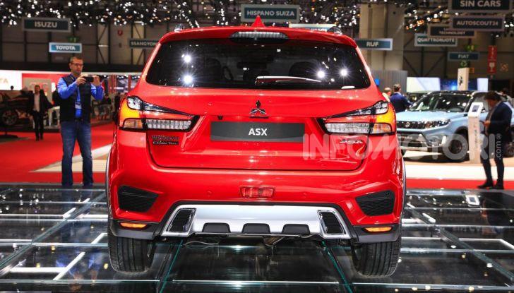 Nuovo Mitsubishi ASX 2020: restyling nipponico per il SUV compatto - Foto 13 di 20