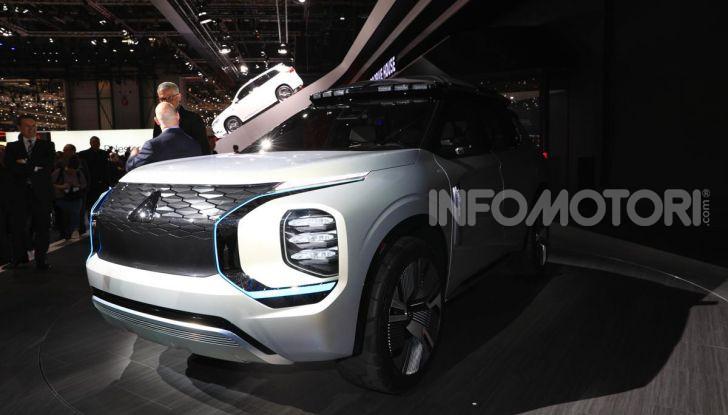 Mitsubishi Engelberg Tourer: SUV elettrico per il Salone di Ginevra 2019 - Foto 15 di 40