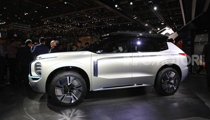 Mitsubishi Engelberg Tourer: SUV elettrico per il Salone di Ginevra 2019 - Foto 4 di 40