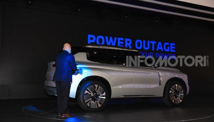 Mitsubishi Engelberg Tourer: SUV elettrico per il Salone di Ginevra 2019 - Foto 30 di 40
