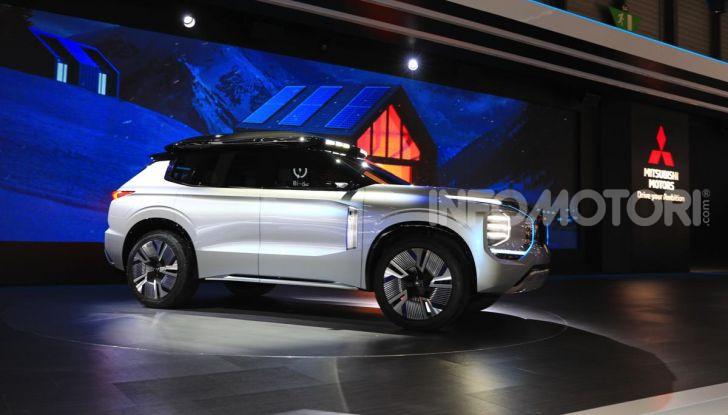 Mitsubishi Engelberg Tourer: SUV elettrico per il Salone di Ginevra 2019 - Foto 34 di 40