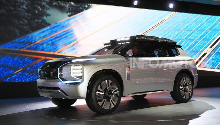 Mitsubishi Engelberg Tourer: SUV elettrico per il Salone di Ginevra 2019 - Foto 35 di 40