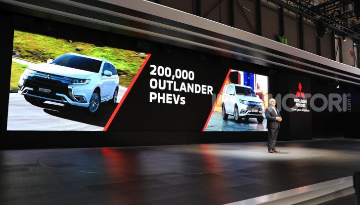 Mitsubishi Engelberg Tourer: SUV elettrico per il Salone di Ginevra 2019 - Foto 40 di 40
