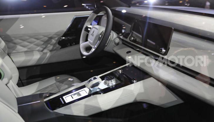 Mitsubishi Engelberg Tourer: SUV elettrico per il Salone di Ginevra 2019 - Foto 8 di 40