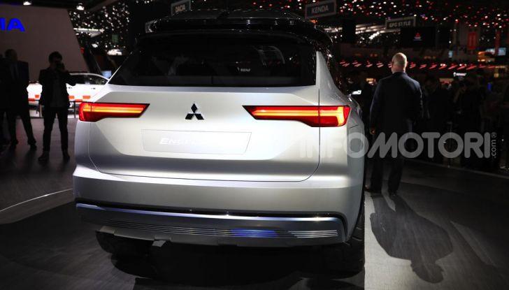 Mitsubishi Engelberg Tourer: SUV elettrico per il Salone di Ginevra 2019 - Foto 11 di 40