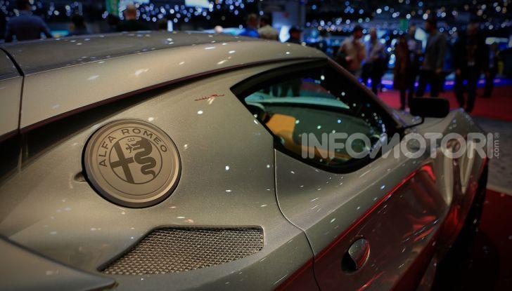 Alfa Romeo 4C Mole Costruzione Artigianale 001, la one-off di Up Design - Foto 10 di 10