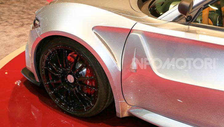 Alfa Romeo 4C Mole Costruzione Artigianale 001, la one-off di Up Design - Foto 6 di 10