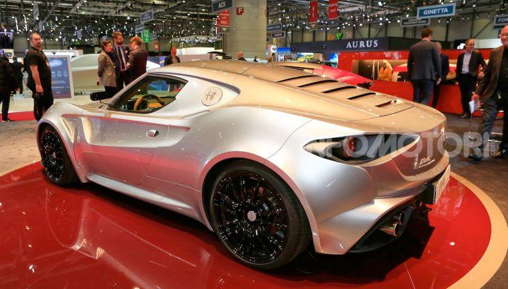 Alfa Romeo Mole Costruzione Artigianale 001 in vendita l'esemplare unico - Foto 7 di 10