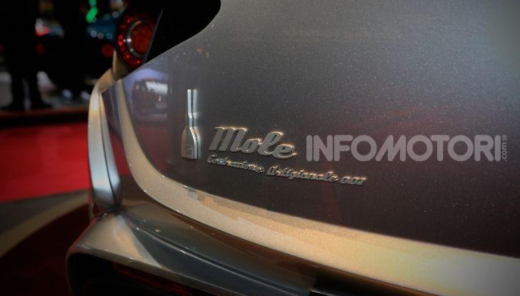 Alfa Romeo 4C Mole Costruzione Artigianale 001, la one-off di Up Design - Foto 8 di 10