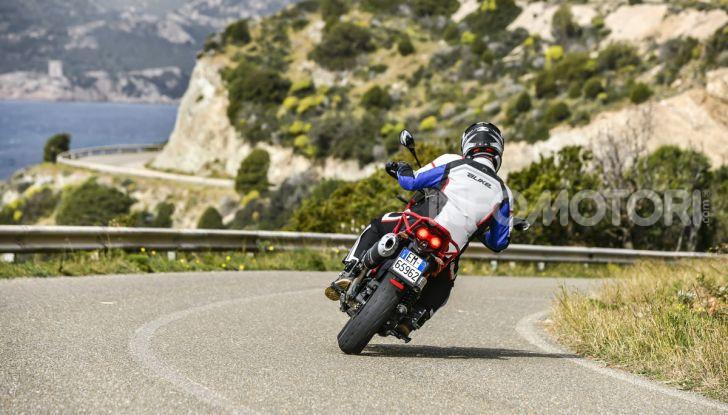 Prova su strada Moto Guzzi V85TT: caratteristiche, prezzo e opinioni - Foto 21 di 116