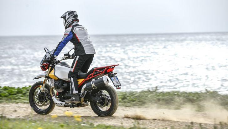 Prova su strada Moto Guzzi V85TT: caratteristiche, prezzo e opinioni - Foto 37 di 116