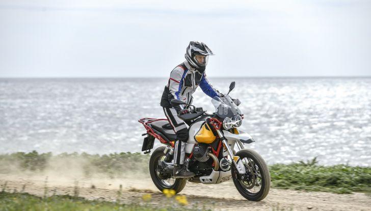 Moto Guzzi V85TT tutto terreno