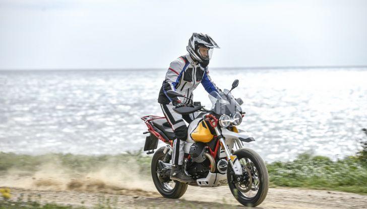 Prova su strada Moto Guzzi V85TT: caratteristiche, prezzo e opinioni - Foto 46 di 116