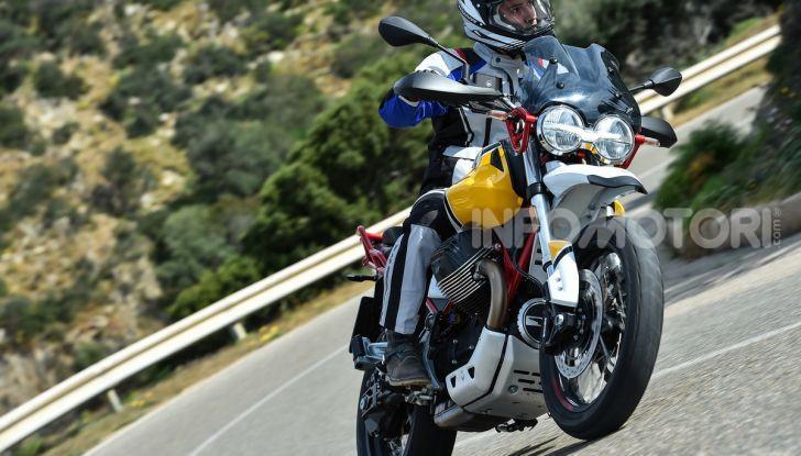 Prova su strada Moto Guzzi V85TT: caratteristiche, prezzo e opinioni - Foto 51 di 116