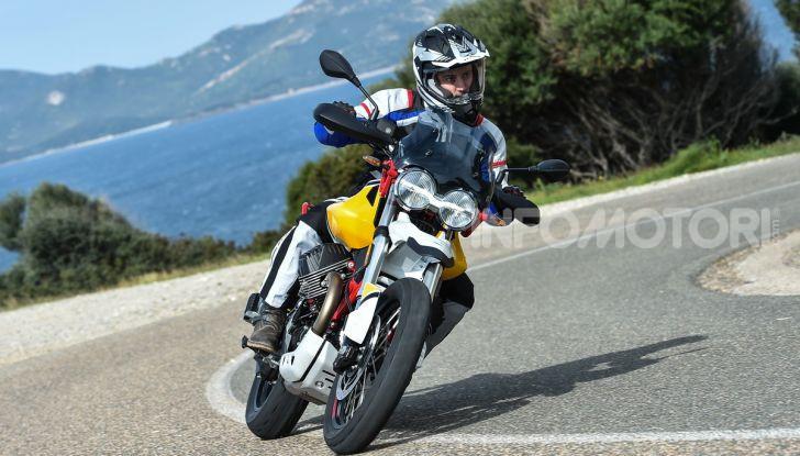 Prova su strada Moto Guzzi V85TT: caratteristiche, prezzo e opinioni - Foto 53 di 116