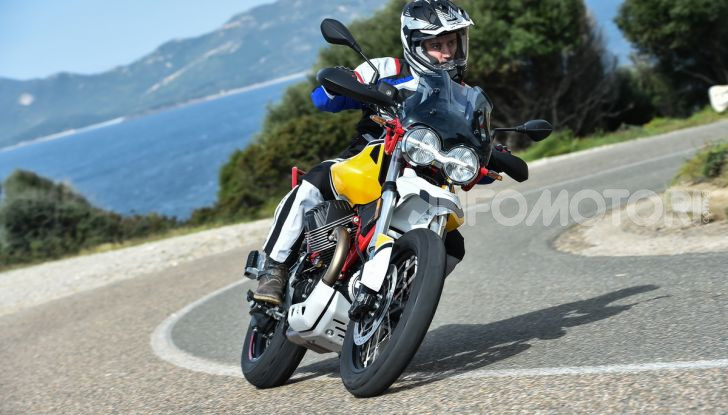 Prova su strada Moto Guzzi V85TT: caratteristiche, prezzo e opinioni - Foto 54 di 116