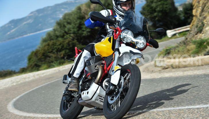 Prova su strada Moto Guzzi V85TT: caratteristiche, prezzo e opinioni - Foto 55 di 116