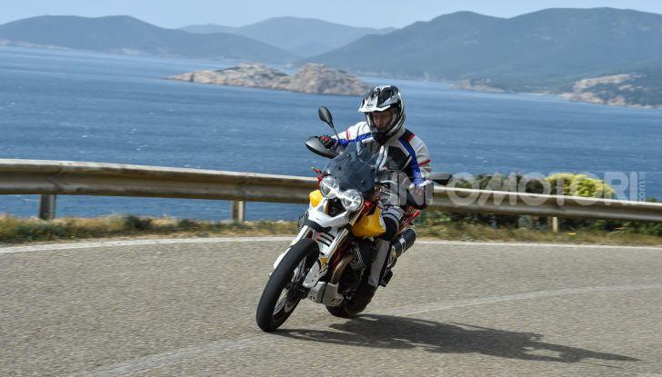 Prova su strada Moto Guzzi V85TT: caratteristiche, prezzo e opinioni - Foto 64 di 116
