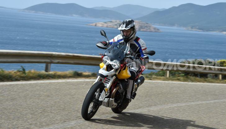 Prova su strada Moto Guzzi V85TT: caratteristiche, prezzo e opinioni - Foto 65 di 116