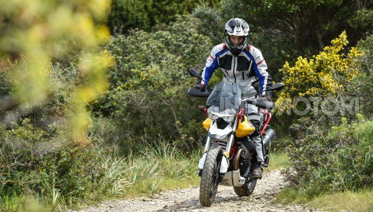 Prova su strada Moto Guzzi V85TT: caratteristiche, prezzo e opinioni - Foto 70 di 116