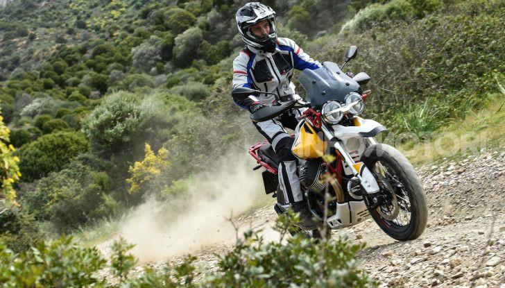 Prova su strada Moto Guzzi V85TT: caratteristiche, prezzo e opinioni - Foto 73 di 116
