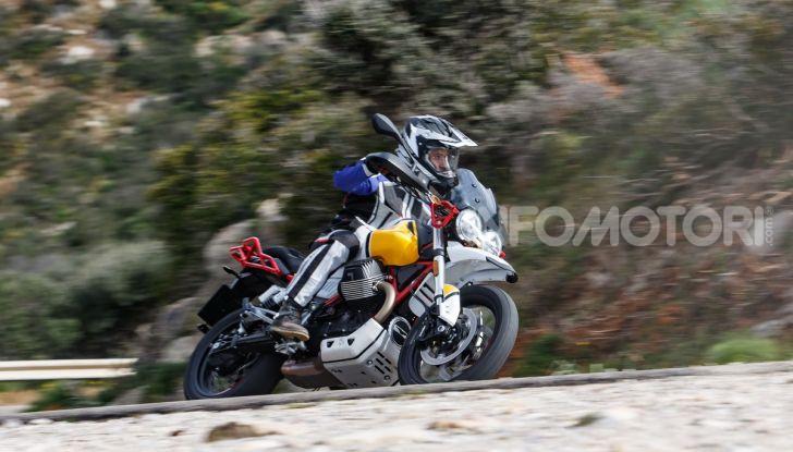 Prova su strada Moto Guzzi V85TT: caratteristiche, prezzo e opinioni - Foto 87 di 116