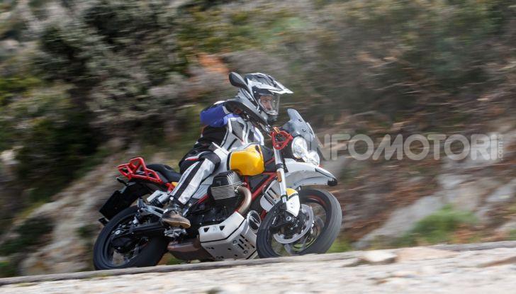 Prova su strada Moto Guzzi V85TT: caratteristiche, prezzo e opinioni - Foto 88 di 116