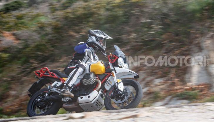 Prova su strada Moto Guzzi V85TT: caratteristiche, prezzo e opinioni - Foto 89 di 116