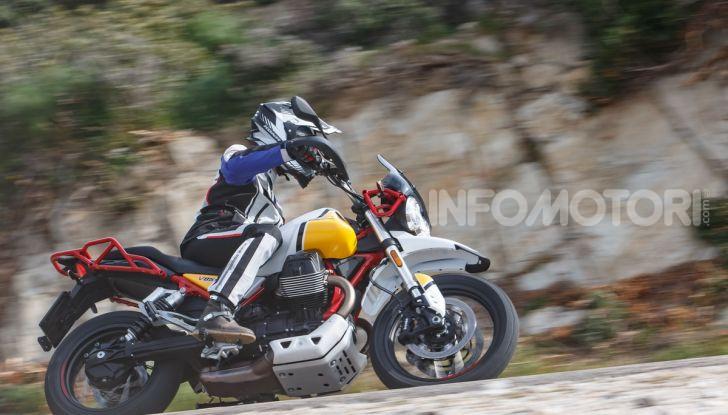 Prova su strada Moto Guzzi V85TT: caratteristiche, prezzo e opinioni - Foto 91 di 116