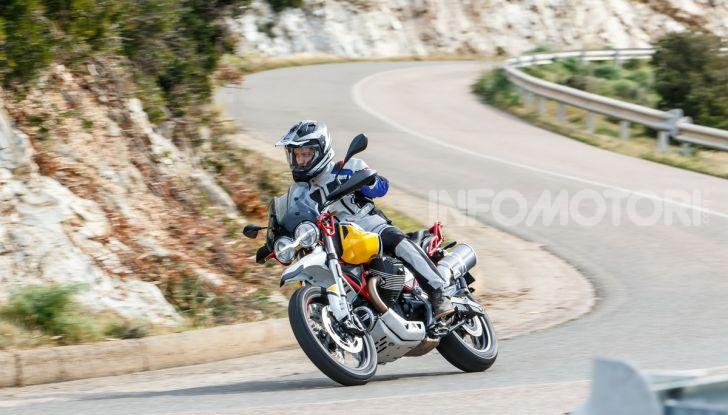 Prova su strada Moto Guzzi V85TT: caratteristiche, prezzo e opinioni - Foto 94 di 116