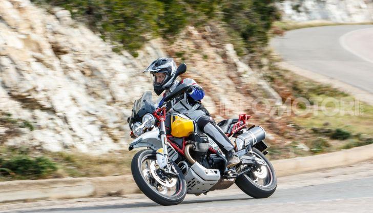 Prova su strada Moto Guzzi V85TT: caratteristiche, prezzo e opinioni - Foto 96 di 116