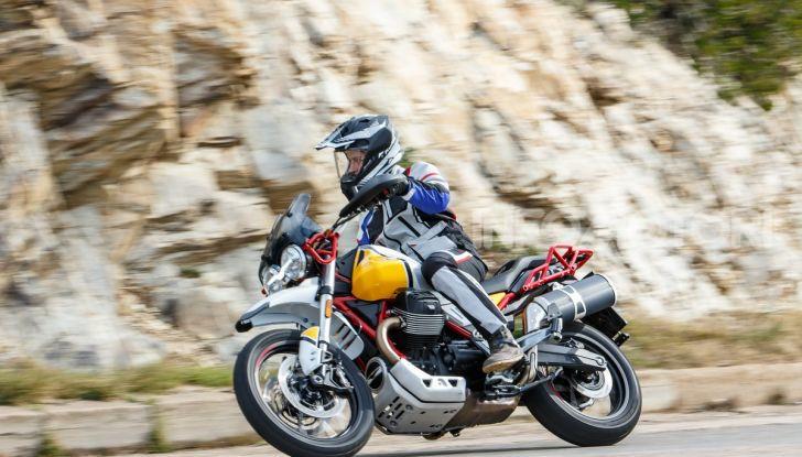 Prova su strada Moto Guzzi V85TT: caratteristiche, prezzo e opinioni - Foto 98 di 116