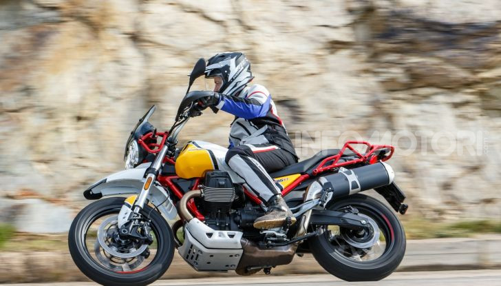 Prova su strada Moto Guzzi V85TT: caratteristiche, prezzo e opinioni - Foto 99 di 116
