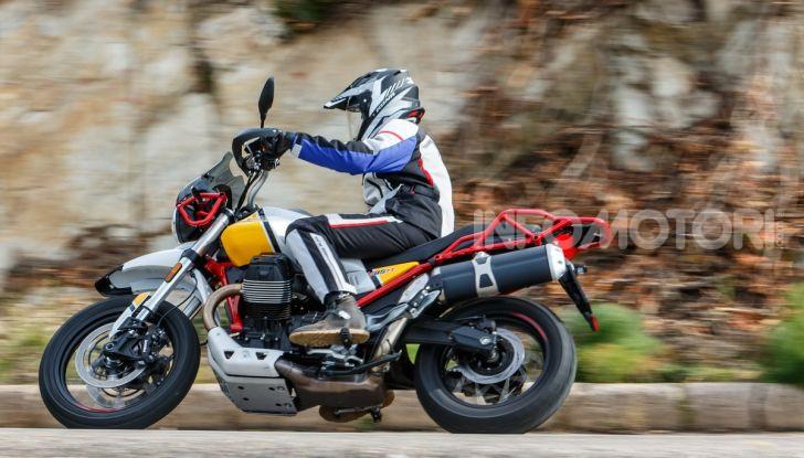 Prova su strada Moto Guzzi V85TT: caratteristiche, prezzo e opinioni - Foto 102 di 116