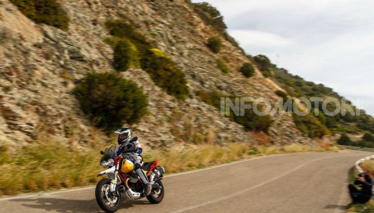 Prova su strada Moto Guzzi V85TT: caratteristiche, prezzo e opinioni - Foto 104 di 116
