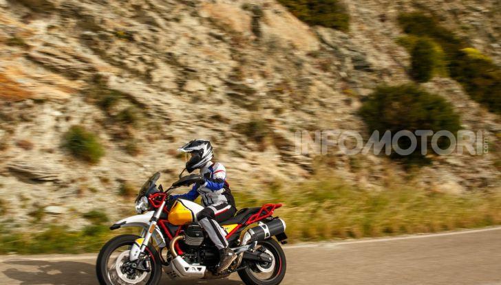 Prova su strada Moto Guzzi V85TT: caratteristiche, prezzo e opinioni - Foto 106 di 116