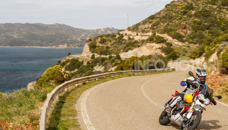 Prova su strada Moto Guzzi V85TT: caratteristiche, prezzo e opinioni - Foto 110 di 116