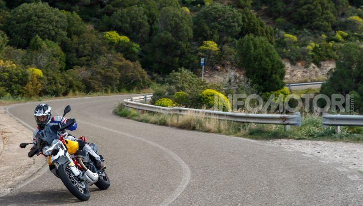 Prova su strada Moto Guzzi V85TT: caratteristiche, prezzo e opinioni - Foto 112 di 116