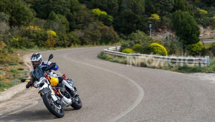 Prova su strada Moto Guzzi V85TT: caratteristiche, prezzo e opinioni - Foto 113 di 116