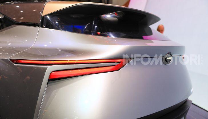 Nissan IMQ: l'auto del futuro 100% elettrica - Foto 12 di 22