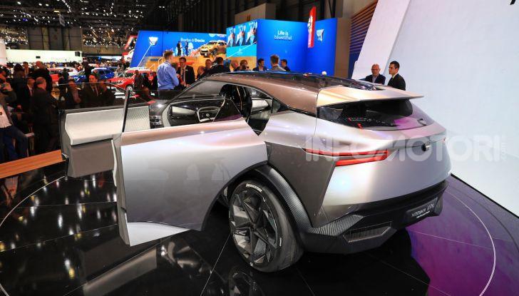 Nissan IMQ: l'auto del futuro 100% elettrica - Foto 14 di 22