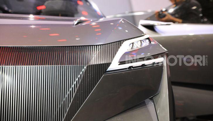 Nissan IMQ: l'auto del futuro 100% elettrica - Foto 17 di 22